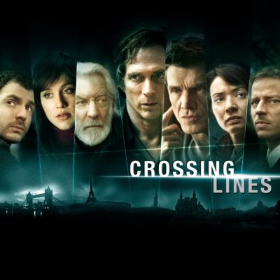 Just finished watching the action / crime series Crossing Lines on #Netflix.