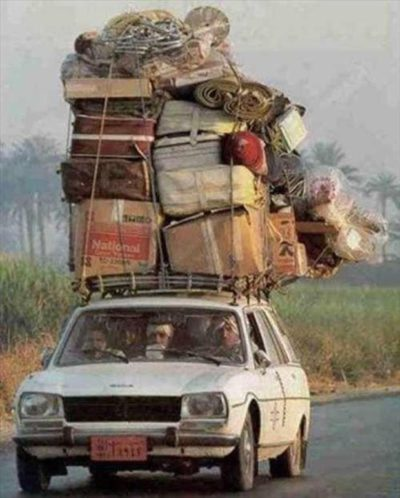 Two trips? Ain't nobody got time for that!