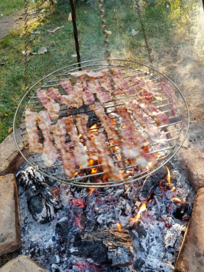 bacon hungarian grill